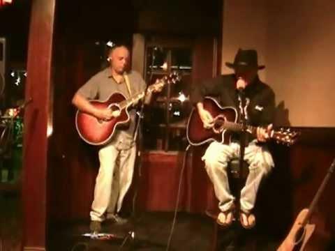Jimmy Durkin with Bill Brock at John Martins Acoustic Sundays