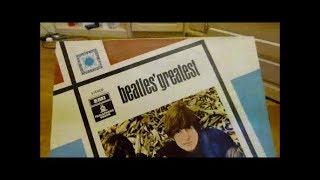 Мои виниловые пластинки // OLD TIME ROCK'N'ROLL