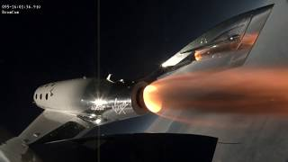 Virgin Galactic completes first supersonic flight