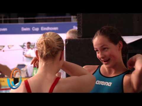 Chantalle Zijderveld ook van de partij in Eindhoven | Paralympisch zwemmen