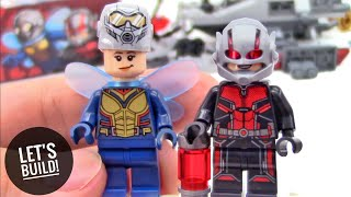 LEGO Ant-Man: Quantum Realm Explorers 76109 - Let's Build!