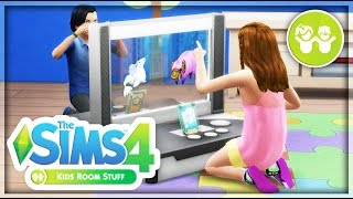 THE SIMS 4 | KIDS ROOM STUFF // OVERVIEW + GAMEPLAY