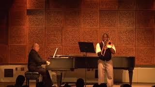 J. S. Bach's Oboe Concerto No.3 (Mvt. 1)