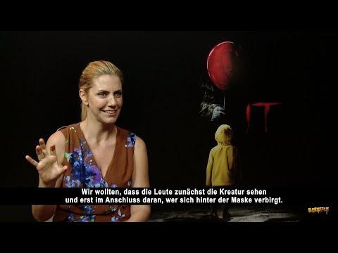 Barbara Muschietti on Bill Skarsgård not doing press for IT - Interview