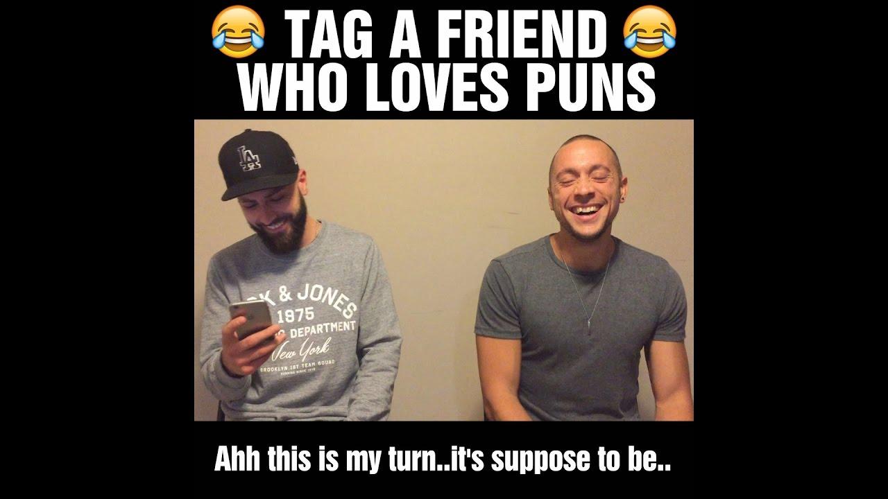 Spontaneous puns! (Spun-taneous) | The Pun Guys