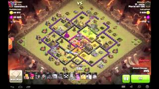 Clash of Clans -- Cleanup Attack #4, Shattered GoHo | CoC