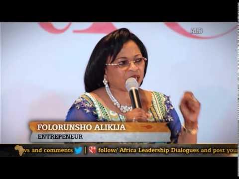 ALD interview with Folorunsho Alakija