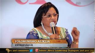 ALD interview with Folorunsho Alakija