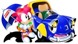 Прохождение Sonic & Sega All-Stars Racing - ZOBIO & ZOBIKO / RYO / JACKY & AKIRA