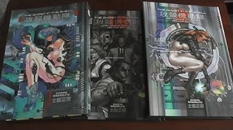 Under the Covers: The Ghost in the Shell Deluxe Edition manga