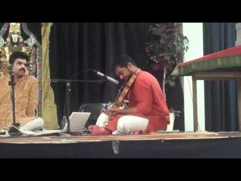Arun Ramamurthy - Mohana Raga