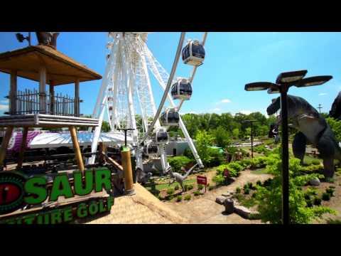 Clifton Hill Niagara Falls Attractions