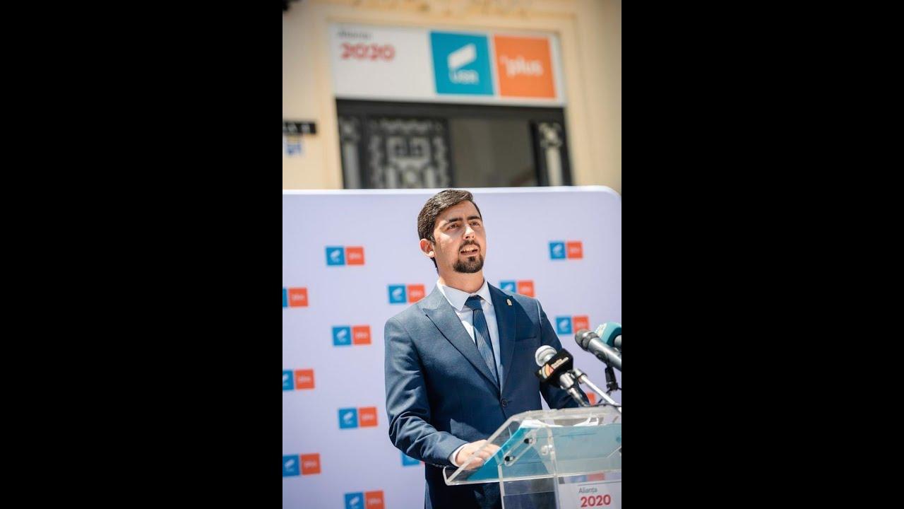 Lansare candidați Allianța USR-PLUS pentru Sectoarele Bucureștiului