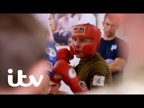 The Paras: Men of War | Milling: 60 Seconds of Controlled Aggression | ITV