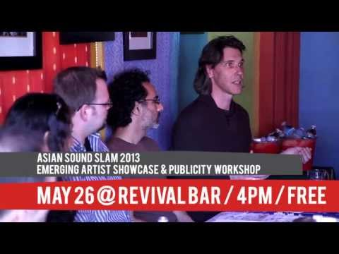 Small World Music - Asian Sound Slam 2013 | Publicity Conference