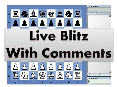 Blitz Chess #4183 vs NM Rokomotion S Rokosky White