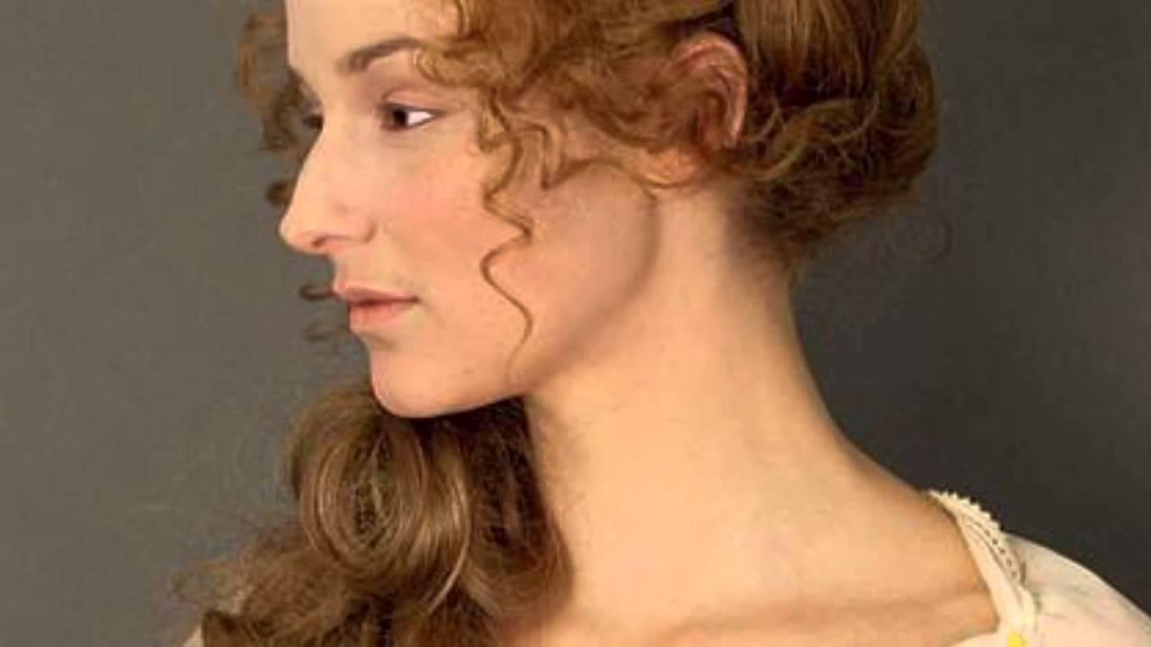 hair styles of 19th century