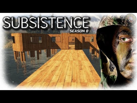 Feels Like Someones Watching Me | Subsistence Gameplay EP12
