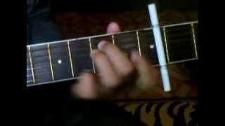 Izinkan Aku Mencintaimu (Repvblik) - Intro Gitar (Odrh@23)