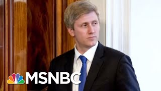 President Donald Trump Scrambles To Find His Next Chief Of Staff | The 11th Hour | MSNBC