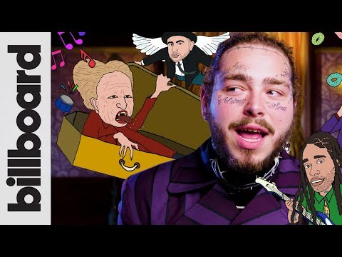 How Post Malone Created 'Psycho'   Billboard   How It Went Down
