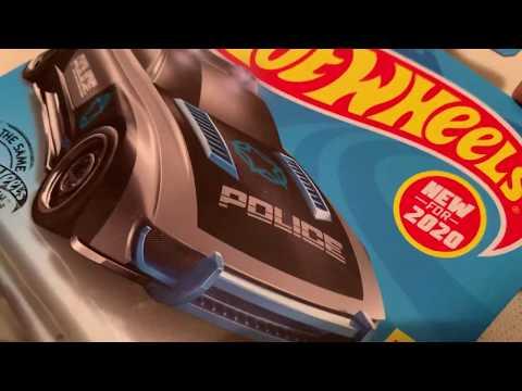 Alpha Pursuit 206//250US Case L Hot Wheels2020 HW Rescue
