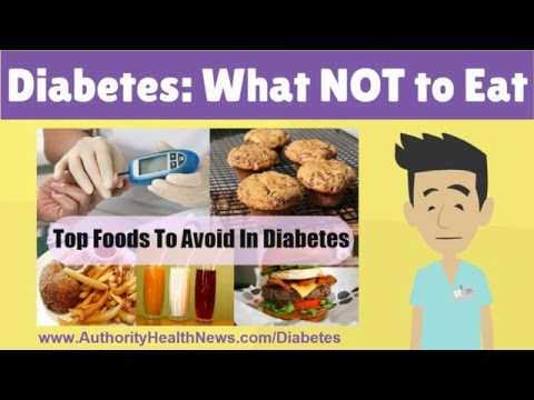 See Diabetes Diet: What Not to Eat [FULL List: What Foods to Avoid]