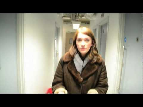 Charlotte Ritchie from Channel 4 Fresh Meat on her YMT experience