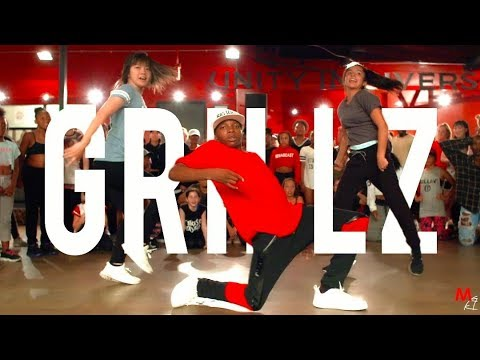 Nelly  Grillz  Phil Wright Choreography  Ig: @philwright