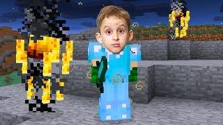 Minecraft : Mapa Mission Crafter - Infantil, Paulinho Jogando Minecraft Pocket Edition #6