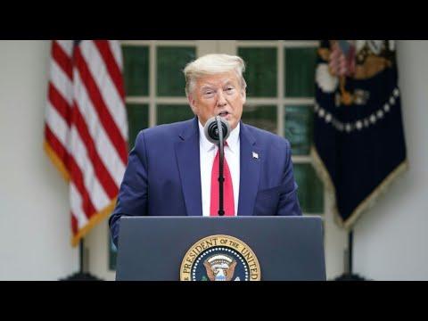President Donald Trump and White House Coronavirus Task Force Daily Press Briefing | FULL — 4/14/20