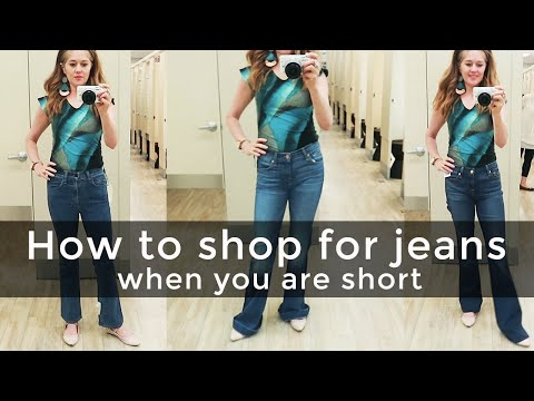 How to shop for jeans - how to shop for women over 40