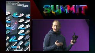 Die künstliche Intelligenz (KI): die Erkundung der Zukunft der Einzelhandel mit Footlocker
