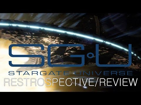 Stargate Universe Series Retrospective/Review