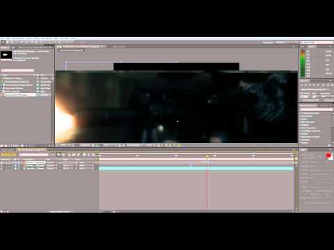 Muzzle Flash Tutorial for MP5K (Free footage in the underbar)