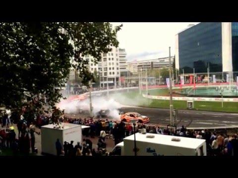 City Racing Rotterdam vanuit Hilton Rotterdam (Hofplein)