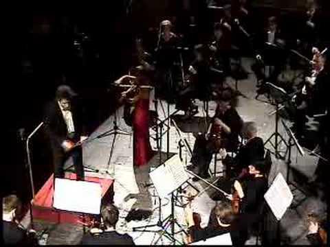 RICO SACCANI, conductor DVORAK Violin Concerto (finale) Livia Sohn, violin