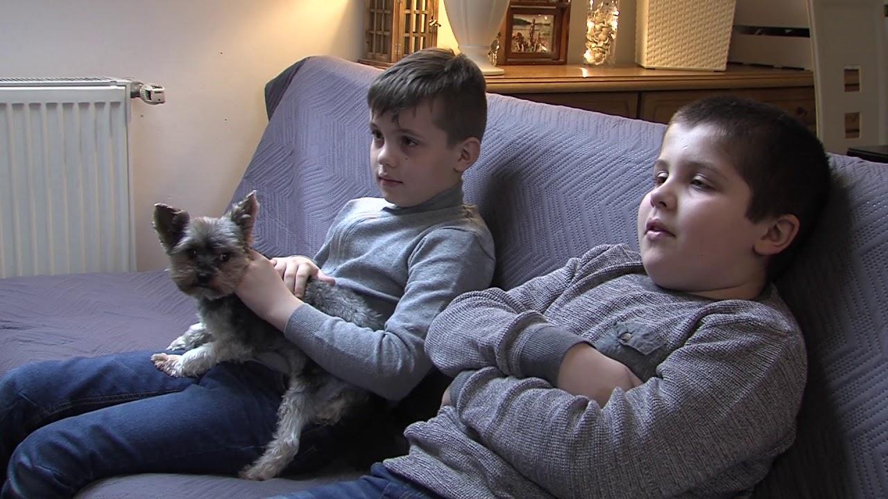Piła: Rodzina 10-letniego Dominika zbiera pieniądze na aparat do wydłużania kości