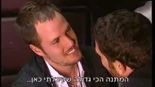אמיר נפגש עם ינאי - האח הגדול VIP