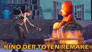 *KINO DER TOTEN* REMAKE on FORTNITE CREATIVE (WITH CODE)
