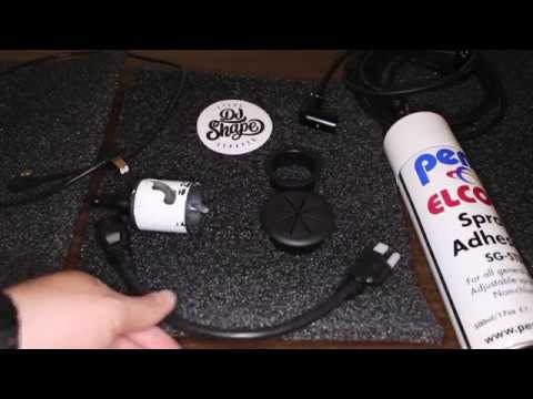 DJ Turntable and Mixer Case Mod
