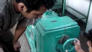 laboratorio de maquinas III generador sincrono 02