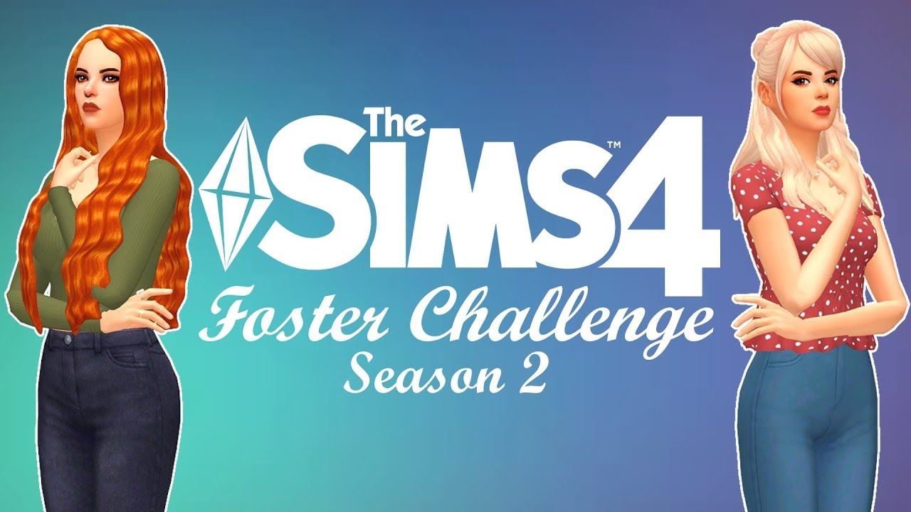FOSTER-FAMILY MOD 🎮⚙|| The Sims 4 || The Foster Challenge Season 2