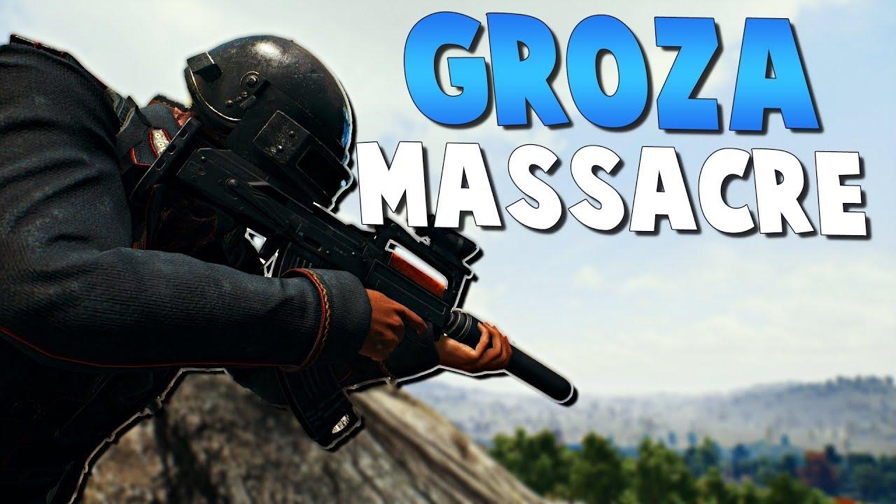 19 Kills Groza Kar98 Playerunknown S Battlegrounds Pubg