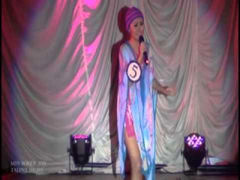 Miss Bohol 2015 Talent Night Ms  Jagna Contestant