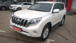 Купить Тойота Ленд Крузер Прадо (Toyota Land Cruiser Prado) 3.0 АТ 4WD 2014 г. с пробегом в Саратове