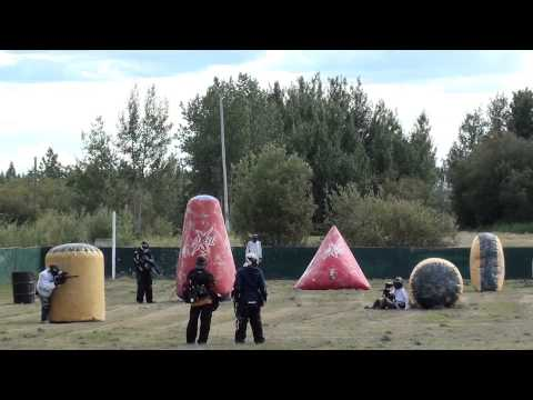Hay River NT NWT OTC (Old Town Challenge) 2011 clip 2