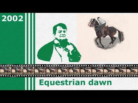 Equestrial Dawn in Jos Plateau State Nigeria