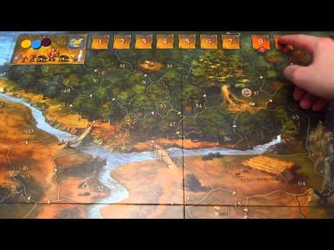 Андор. Настольная игра — обзор Два в Кубе