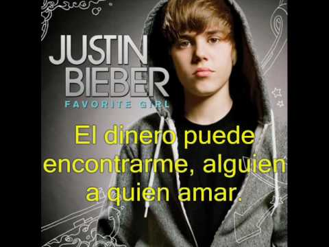 Justin Bieber - Somebody To Love (en Español) - YouTube